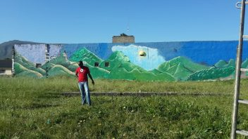 Stanford Community Art Wall